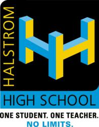 Halstrom High School Logo
