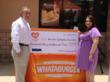 With Customer Support, Whataburger Restaurants Raise $100,000 for...