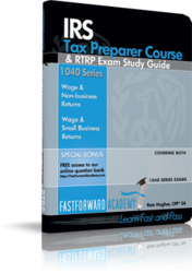 IRS Tax Preparer Course