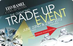 Leo Hamel Fine Jeweler's Diamond Trade Up Event