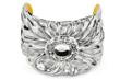 America's Silversmith Michael Galmer Creates The Daisy Cuff.