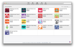 Upward Mobility's Mac App Store