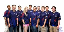 Professional eSports Team CheckSix Gaming at MLG Anaheim