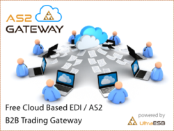 AS2Gateway - Free Cloud Based EDI/AS2 B2B Trading Gateway
