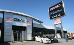 Smail Cadillac GMC Supporting Troops First
