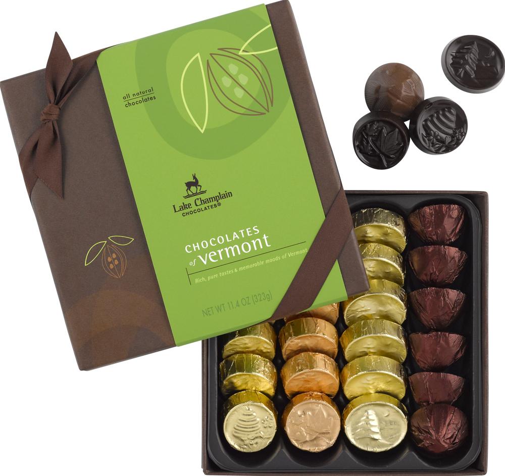 Lake Champlain Chocolates debuts Organic Chocolate Bars and Gift ...