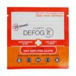 Zip Open 20 Applications of 8-hour Anti Fog Protection: Defog It Anti...
