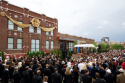 More than a thousand Scientologists and guests gathered in lower downtown Denver on Saturday, June 16, to celebrate a new Church of Scientology.