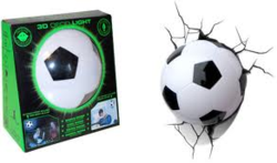 3D Soccer, 3D Football, 3D Hockey, 3D Night Light, 3D Sports, Hockey Night Light, Basketball Night Light, Talent Inc Canada, John Stevens, Doug Sloan, Tom Wegryzyn, Decorative lights, sports themed rooms, man cave ideas, sports fan gifts, Hockey Fan Gifts