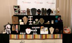The Artisan Group exhibit 2012 GBK Gift Lounge MTV Movie Awards