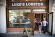 Luke's Lobster Bethesda Row Front Entrance