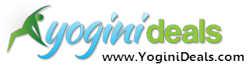 YoginiDeals.com - Disounts on yoga and health inspired products and services!