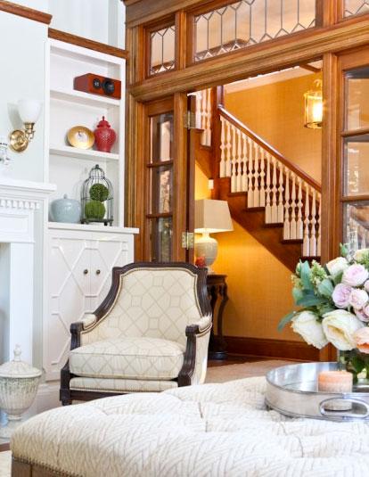Portland Interior Designer Garrison Hullinger Completes Historic Remodel That Respects Craftsman