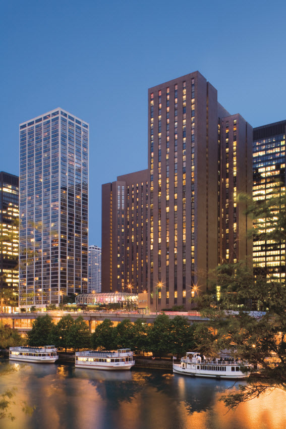 Exclusive dinner at hyatt regency chicago comes up big for for The hotel chicago downtown
