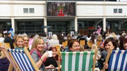 London 2012 Festival hits the big screens to mark opening day