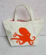 Octopus Small Tote Bag