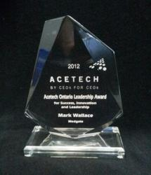 AceTech Ontario Leadership Award