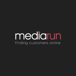 Mediarun Search Logo