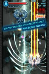 Astrowings 3: Icarus - Vertical bullet-hell iPhone, iPad, iPod Touch Game