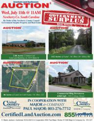 Government Real Estate Sales & Auctions