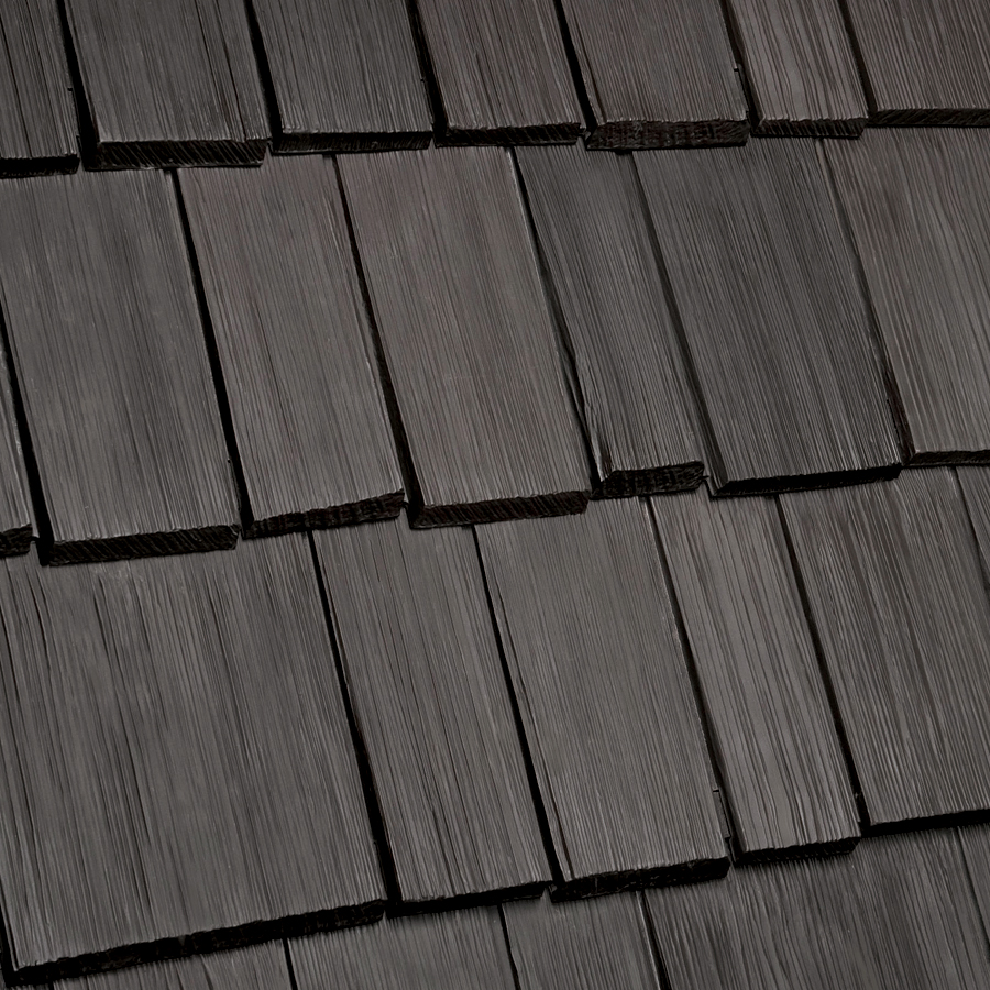 Davinci roofscapes launches bellafort shake roofing tiles for Polymer roofing