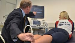 GE unveils world-class medical equipment provided for London 2012 athletes