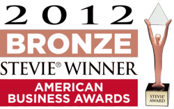 USHA honored with Bronze Stevie Award in the 2012 American Business Awards