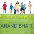 Anand Bhatt Promotes Health and Fitness with a New Children's Album To Get Kids Moving