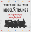 Experts at ExactRail say Model Railroading is Among Today's Most Popular Hobbies
