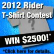 Rider Insurance Announces 2012 T-Shirt Design Contest