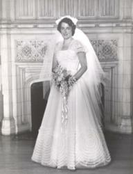 Terry Kovel Wedding Dress