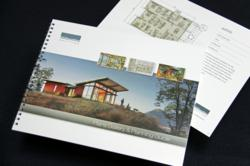 The printed guide features 32 full-color pages of helpful information on the Stillwater process, sustainable building, finishing packages, photos and more than 20 detailed floor plans.
