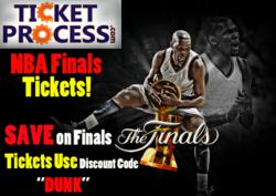 NBA Finals Tickets
