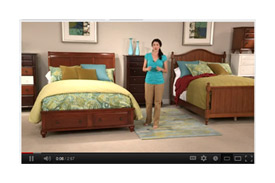 Bedroom furniture spot now features exclusive videos for - Broyhill hayden place bedroom set ...