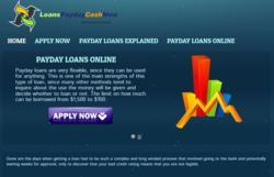www.loanspaydaycashnow.net