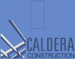Caldera Construction Polo Team Jersey Front
