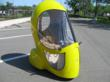 Eggasus electric car a finalist in the Sierra Nevada Innovation Challenge