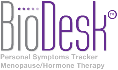 Menopausal symptoms - Tracking Hormonal symptoms - Women Health Medical App