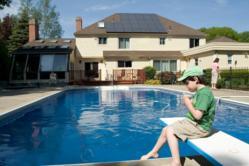 Solar cuts energy costs.