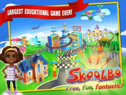 Skoolbo incorporate beautifully designed 3D worlds and individualized avatars to engage children.