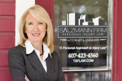 Orlando Personal Injury Attorney Carolyn Salzmann
