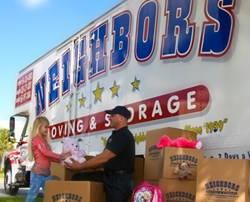 Neighbors Moving Seattle - local and interstate movers
