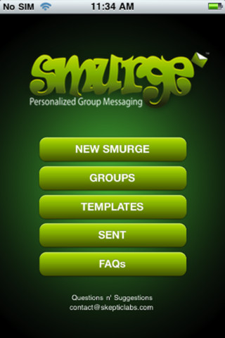 how to send group message on iphone 5