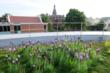 LiveRoof Green Roof atop Anderson Center at Hamline University
