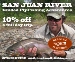 10% Off Coupon for San Juan River