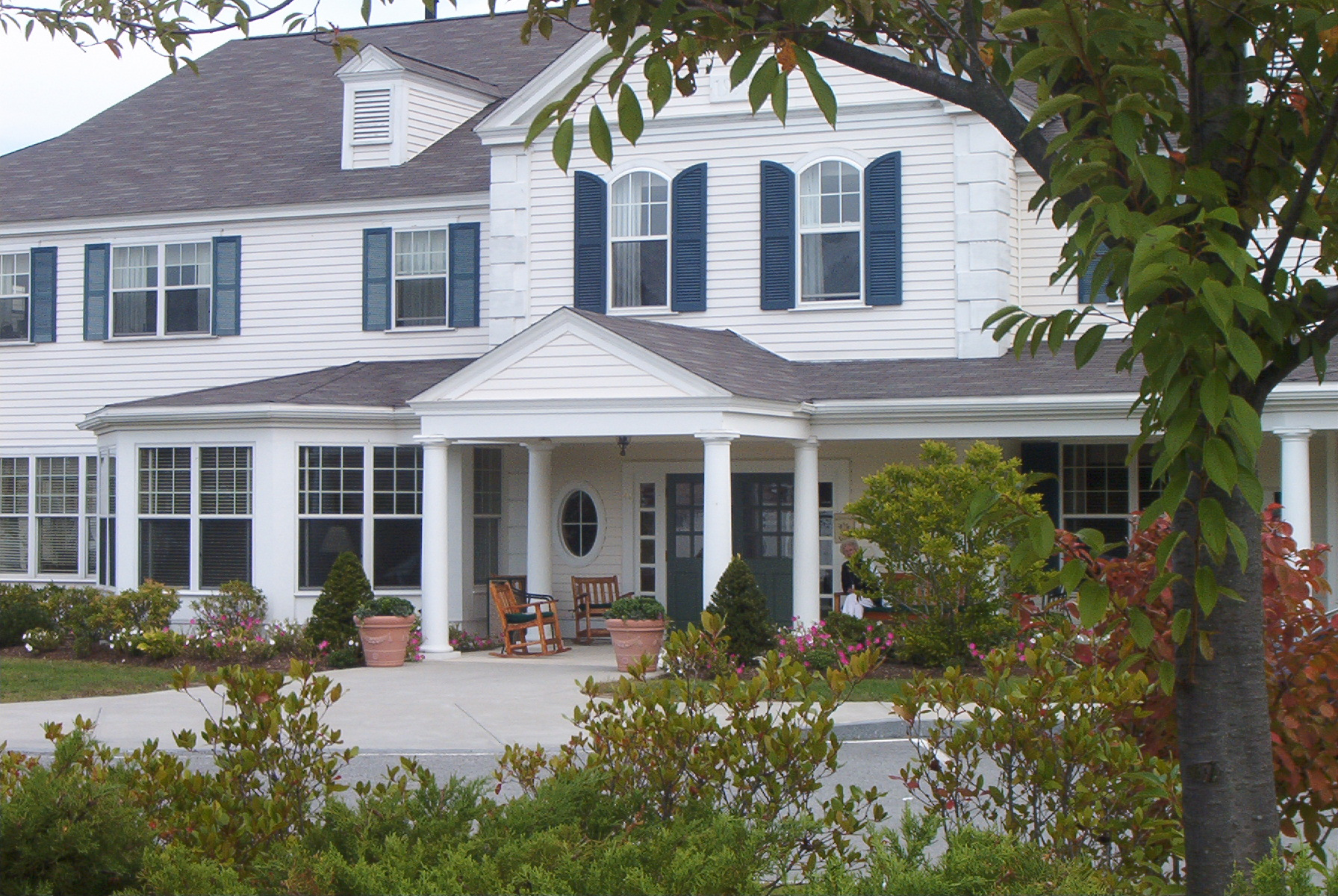 Allerton House At Central Park Assisted Living Weymouth