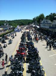 Motorcyclists flocked to Laconia, NH from around the country for the 89th Laconia Motorcycle Week