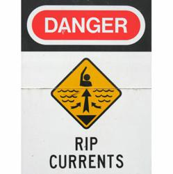 rip Current Danger