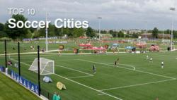 Livability.com Names the Top 10 Soccer Cities
