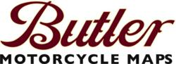 Butler Maps show the best motorcycle rides